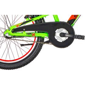 s'cool troX urban 20 3-S Neon Green